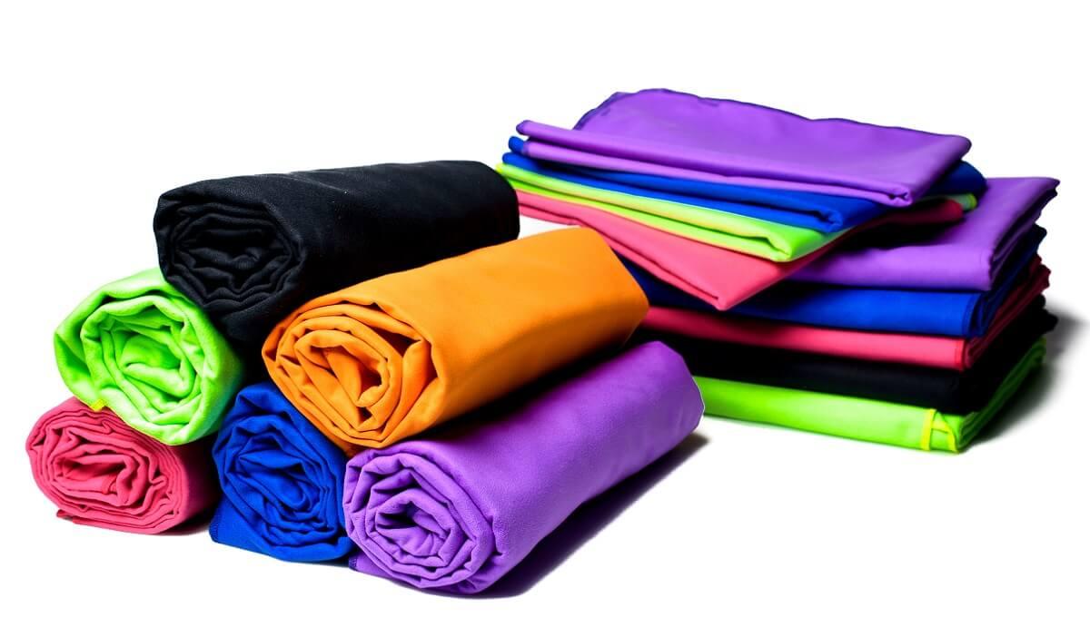 Купить полотенце из микрофибры