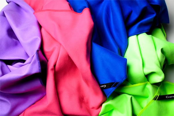 Как применять цветовое кодирование для полотенец из микрофибры