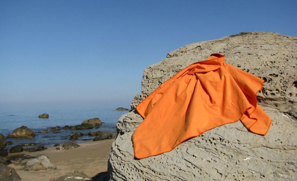 Каким должно быть пляжное полотенце