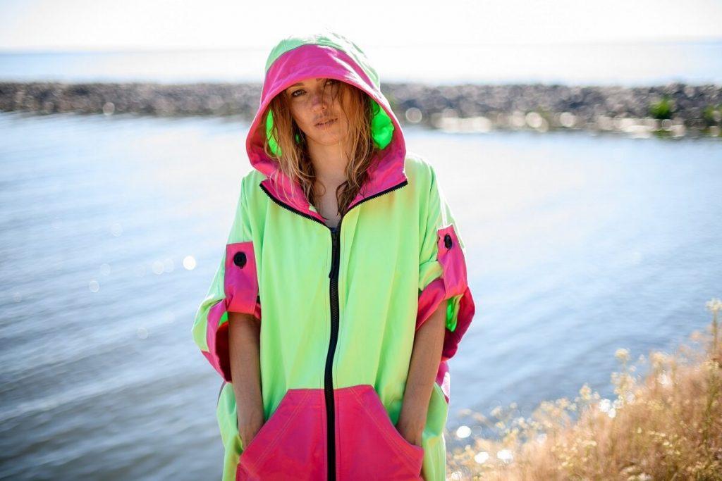 Халабан — новый вид одежды из микрофибры для спортивных людей