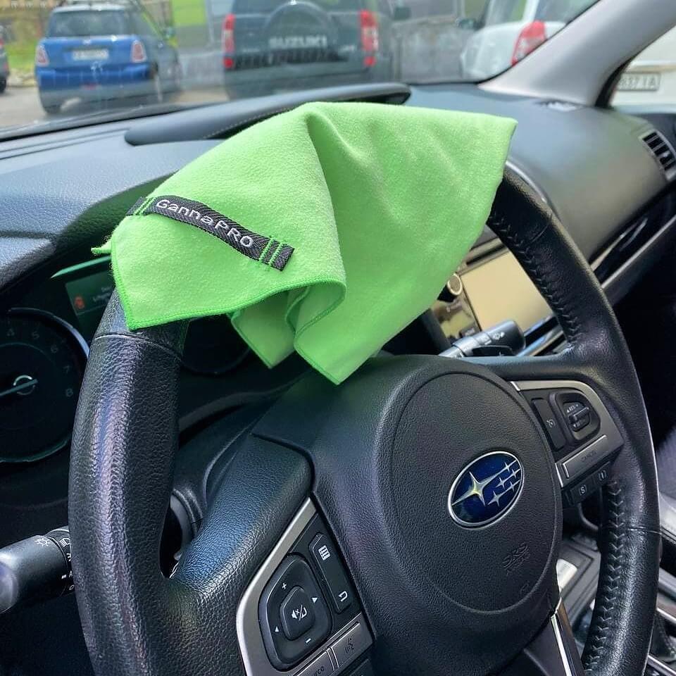 Полотенце для сушки авто